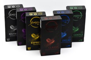 Capsules discovery variety pack (2x each taste)